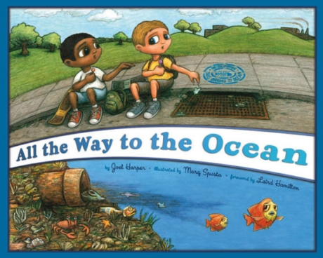 All the Way to the Ocean book 2