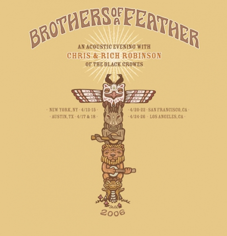 Brothers of a Feather Shirt Graphic