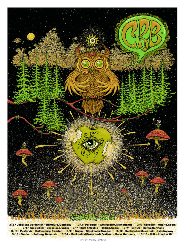 CRB Europe 2018 Poster