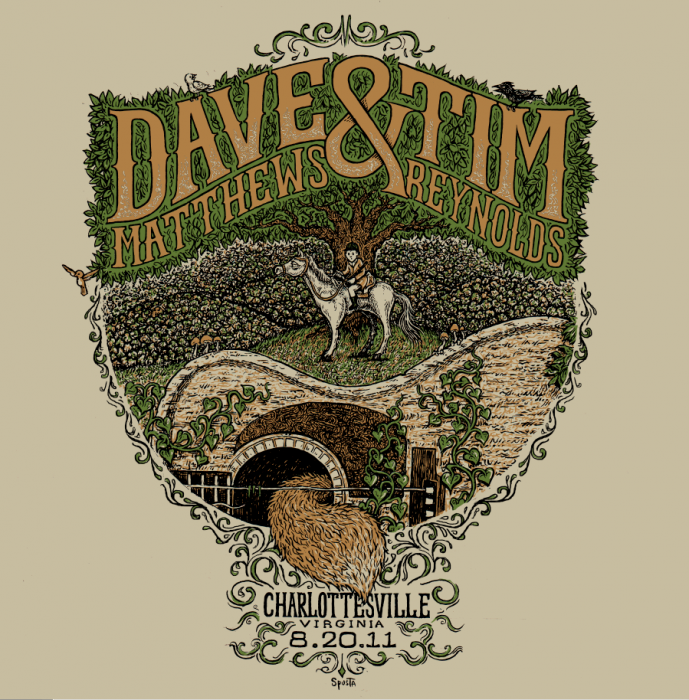 Dave Matthews & Tim Reynolds Graphic