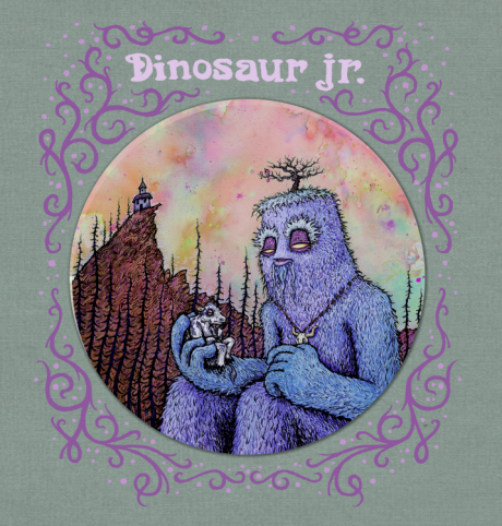 Dinosaur Jr. Book