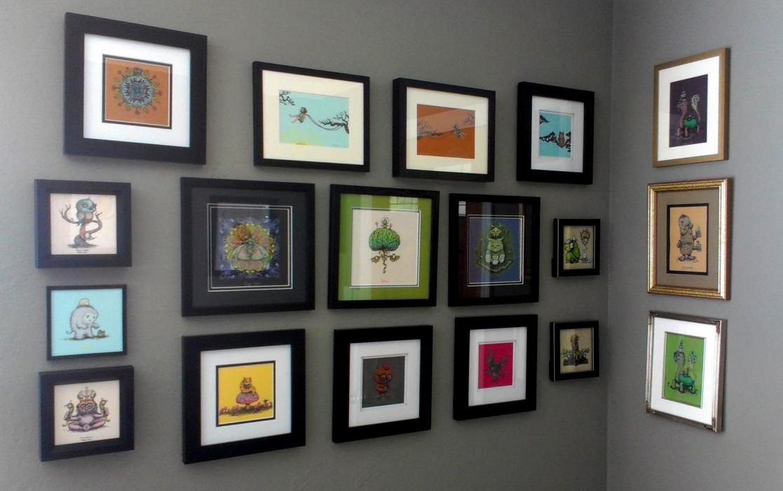 Framed Mini Prints
