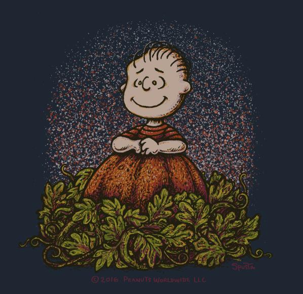 Linus mini print