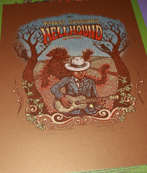 Hellhound (Bronze of 15)=$80