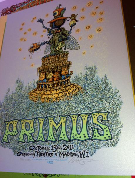 Primus (Silver of 20) = $150