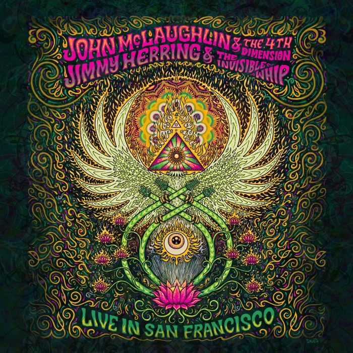 John McLaughlin & Jimmy Herring - Live In San Francisco