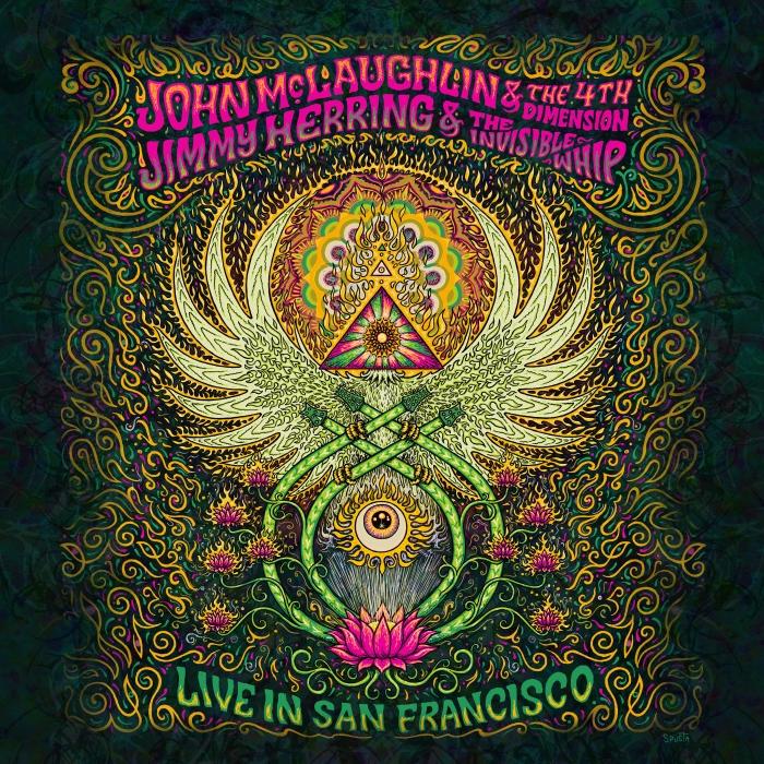 John McLaughlin & Jimmy Herring - Live In San Francisco