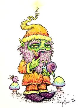 Neon Gnome