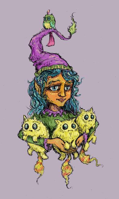 Spusta Gnome #11