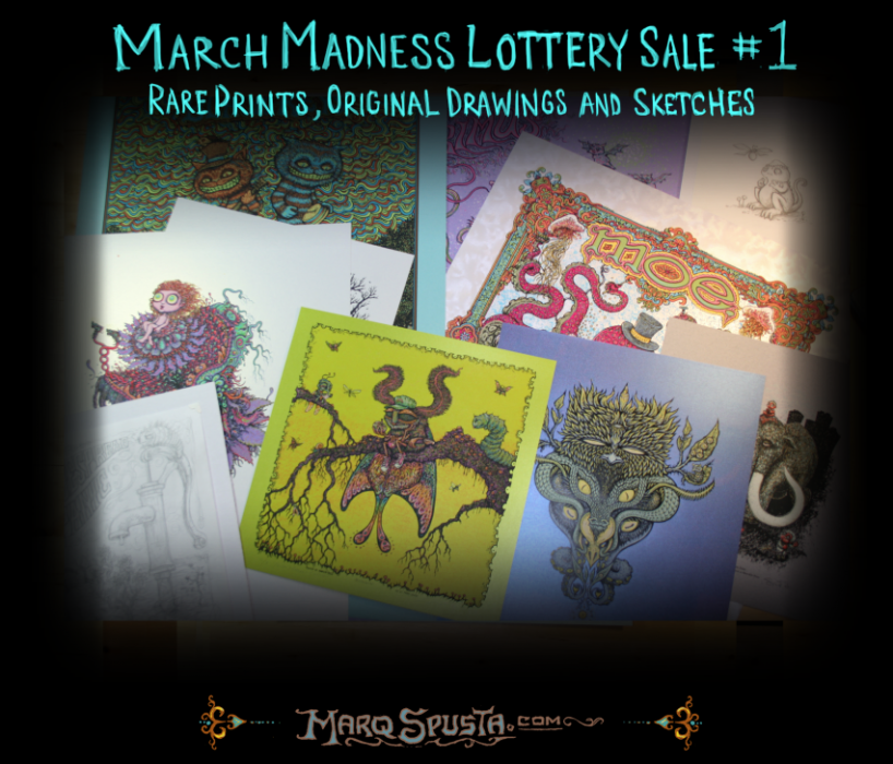 March Madness Lottery Sale #1