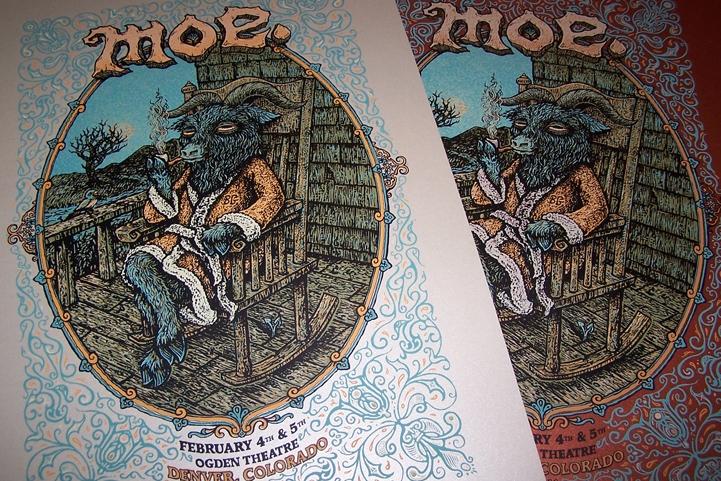 Moe. Denver Variants