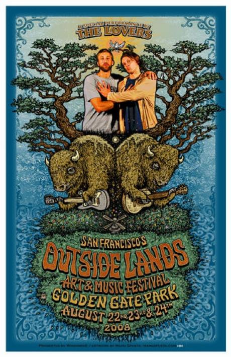 Outside Lands Festival San Francisco