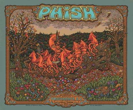 Phish Providence