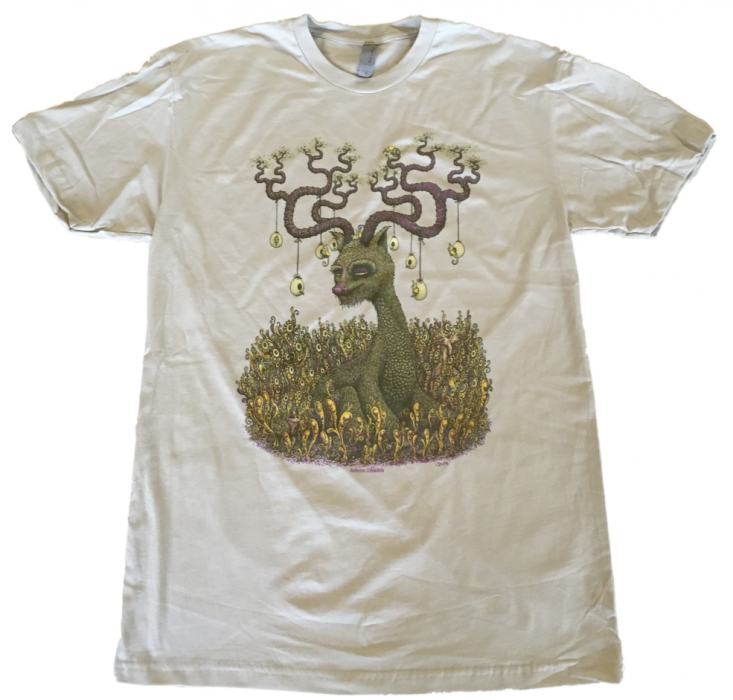 Antlorius Orkaphylx Light Gray Shirt