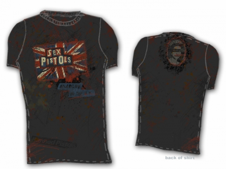 Sex Pistols Shirt