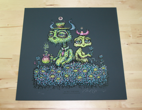 Spusta Studio Shop - Print Drop - 4/20 2013