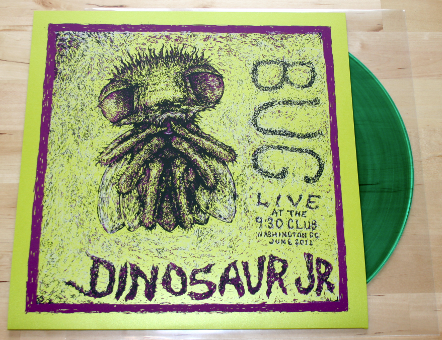 Dinosaur Jr - BUG:Live Record - Green Artist Edition