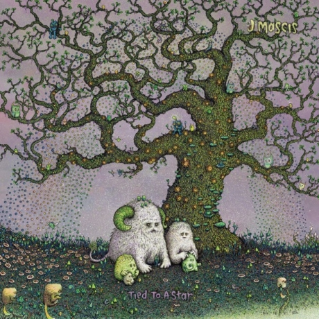 J Mascis - Tied to a Star: Album cover