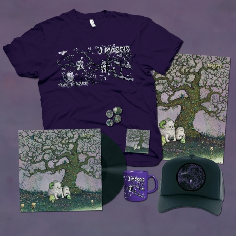 J Mascis - Tied to a Star: Merch Bundle