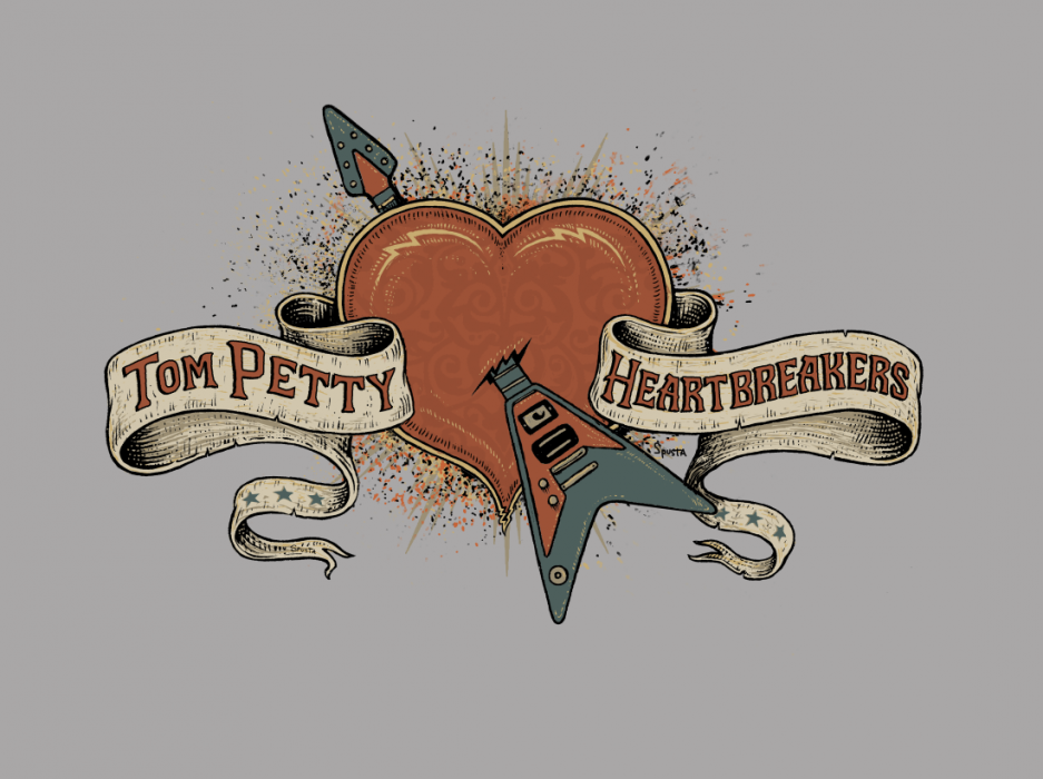 Tom Petty Logo