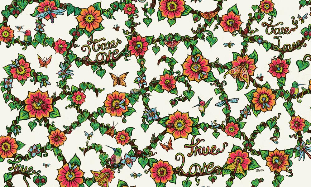 True Love Print