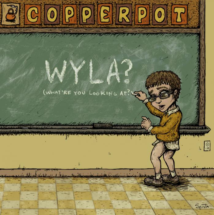 WYLA? Album Cover