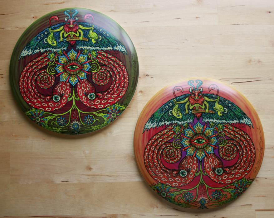 Master Moth Golf Discs
