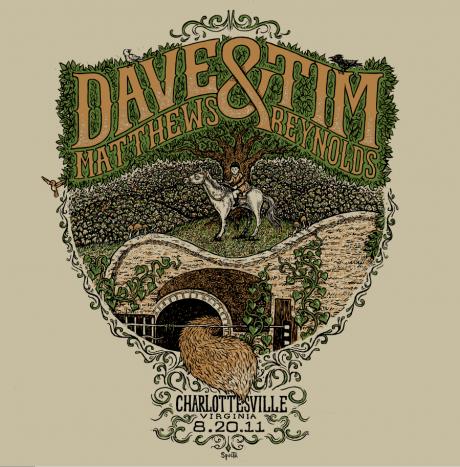 Dave Matthews & Tim Reynolds Graphic