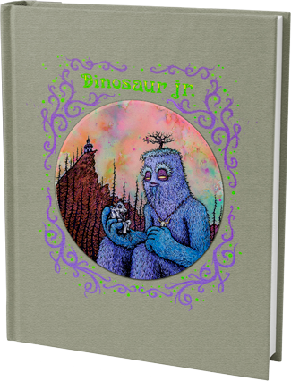 Dinosaur Jr. Book