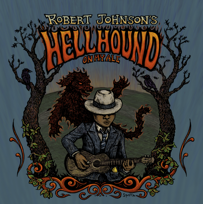 Robert Johnson\'s Hellhound On My Ale