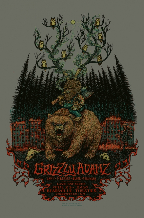 Grizzly Adamz Woodstock