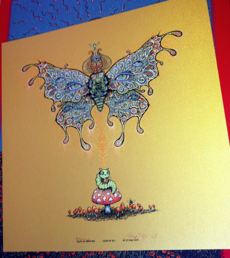 Blissed Out Bug (Gold of 6)=$80