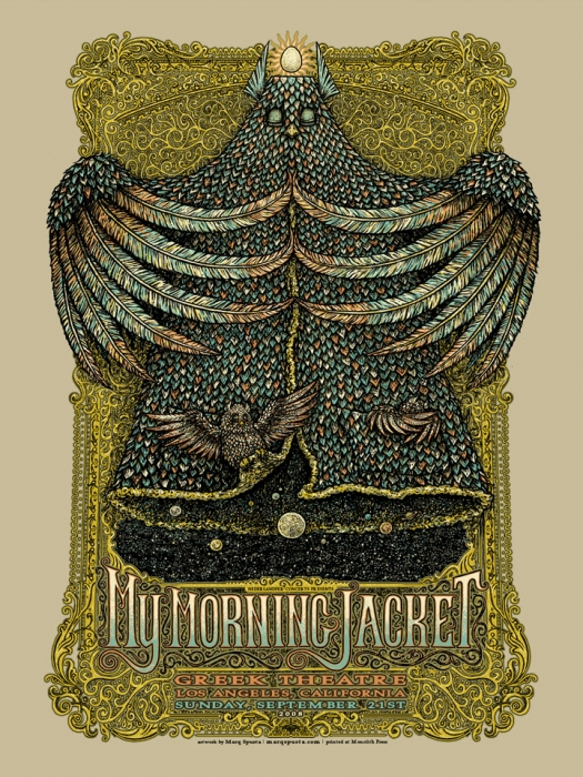 My Morning Jacket- Greek
