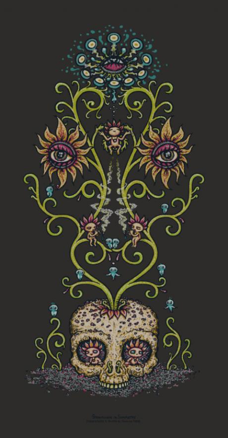 Sproutlings in Symmetry