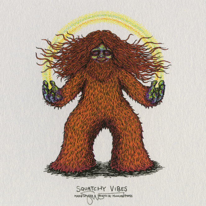 Squatchy Vibes