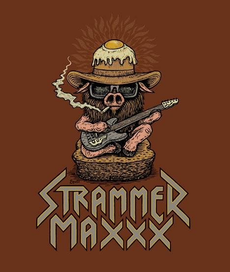 Strammer Maxxx Graphic