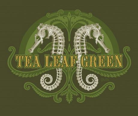 Tea Leaf Green Graphic