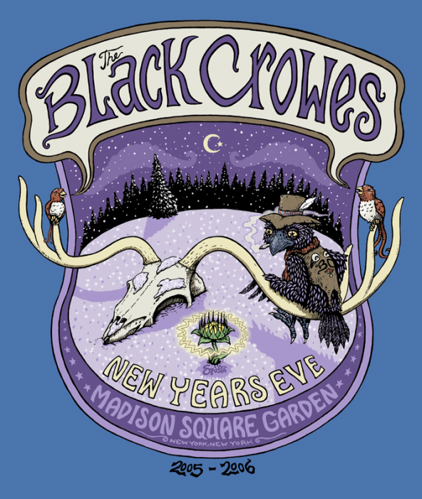The Black Crowes - NYE NYC \'05-06\'
