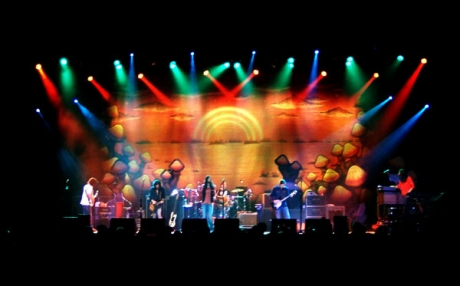 The Black Crowes Stage Illustrations 4