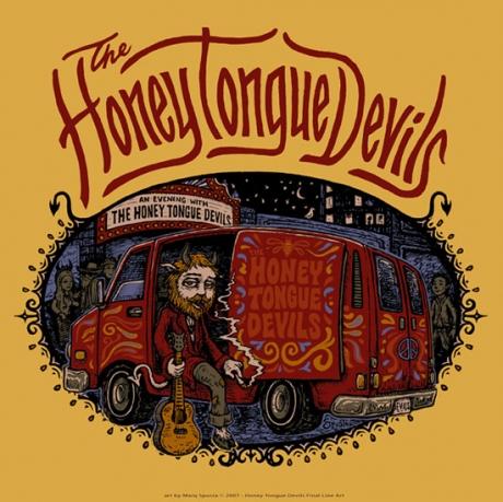The Honey Tongue Devils