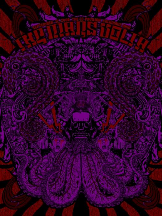 The Mars Volta Columbus