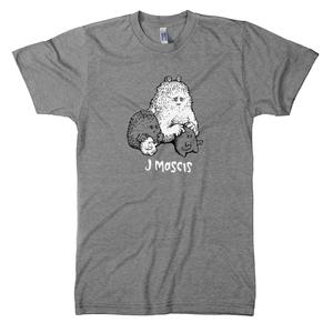 J Mascis - Tied to a Star, Sub Pop shirt
