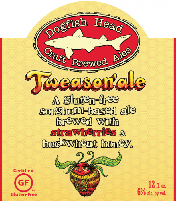 Tweason\'ale Bottle Label