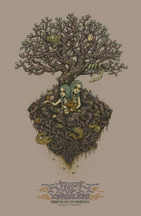 Witch/Earthless Washington